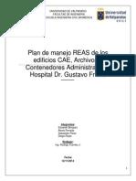 Seguridad Hospitalaria - CAE Archivos y Contenedores Adm