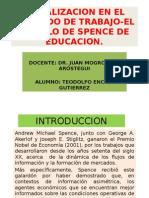Exposicion. El Modelo de Spence en Educacion - Copia