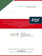 Determinación Del Óptimo Técnico y Económico en Una Granja Porcícola en Temascaltepec, Estado de Méx