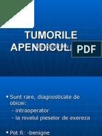 Curs Tumori Apendiculare - Dr. Badiu