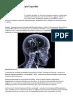 ¿Que Es La Sicologia Cognitivo