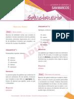 Examen de Admision San Marcos 2014-i d Marco