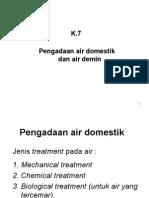 7-SU-I K-7 Pembuatan Air Domestik & Air Demin (1)