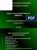 IMPACTO AMBIENTAL-introduccion 2012 uni.ppt