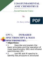 ORCHEMII Spectroscopy