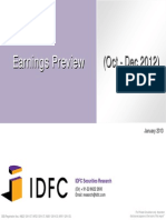 Q3FY13 Earnings Preview - Jan13
