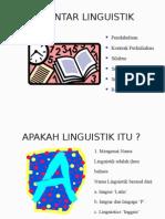 Pengantar linguistik umum