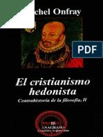 16 - El Cristianismo hedonista_II.pdf