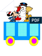 Trenuletul Zilelor de Nastere