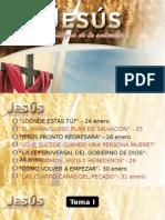Jesus El Milagro de La Salvacion