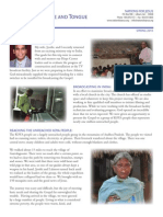 Nations for Jesus Newsletter - Spring 2015
