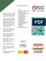 Encuentro ROCE 2014