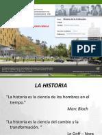 Historia Como Ciencia 2014 1
