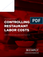 Bizimply Controlling Labor Costs eBook