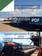 DISEÑO DE ASENTAMIENTO DE REVESTIDORES (TUBULARES).ppño de Asentamiento de Revestidores (Tubulares)