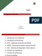 Presentación General de Sistemas Integrados