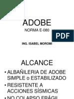 Presentacion Norma E-80 Adobe