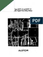 17_Type MVTT 14 & 15 Static Digital Time Delay Relays