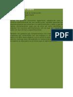 Carta de Buenos Deseos (Administracion de La Construccion)