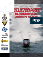 HSC Human Factors Design Guide