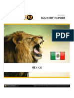 Mexico Country report 2015