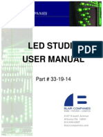 LED Studio Manual FINAL