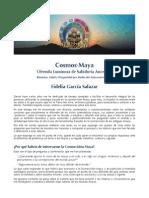 Cosmos Maya - Ofrenda Luminosa