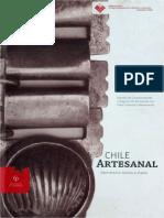 Chile Artesanal Estudio de Caracterización y Registro de Artesanías Con Valor Cultural y Patrimonial