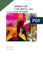 Todo Sobre Las Flores de Bach