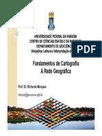 Fundamentos Cartografía y Redes Geograficas