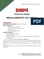 DHI#1 - Ponta Do Pargo
