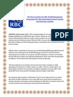 The Woo Group Review RBC Wealth Management Hong Kong USA RBC Eerste Bank in Noord-Amerika Met Host Kaart Emulatie