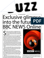 The Buzz Newsletter - 27th January 2010