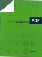 method HPLC of nitrosamines