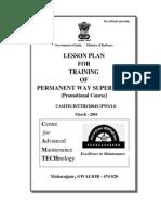 Indian Railway Engineering Practice