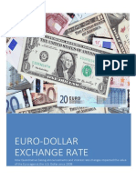 Eurodollar - Quantitative easing and interest rate change announcements