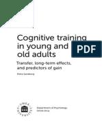 Entrenamiento Cognitivo Jovenes Adultos