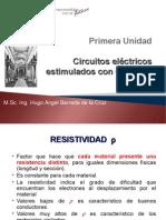Primera Unidad - Circuitos Electricos C.C