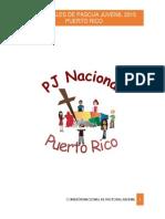 1. Pascua Juvenil Nacional 2015.Búscalo y Alégrate_El Vive