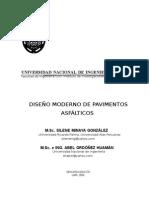 manual de Diseño de Pavimentos