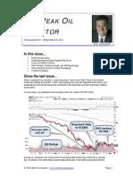 Peak Oil Investor 1Q15