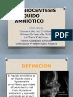 Amniocentesis Liquido Amniotico