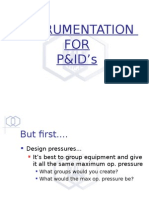 43(Lecture - Instrumentation for P&ID's - Cookbook)