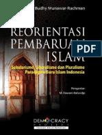 Buku Reoritentasi Pembaharuan Islam
