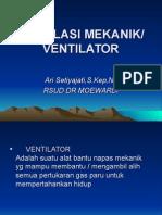 Ventilator 2015