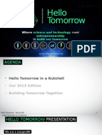 3in1 Competition Conference Community- HelloTomorrow ENG Nov14