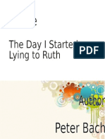 The Day I Lie to Ruth Final