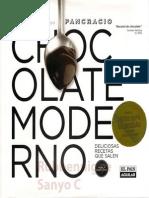 Chocolate Moderno-Pedro Alvarez