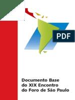 Documento Base XIX FSP