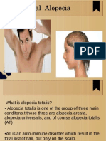 Cullinary Nutrition - Total Alopecia